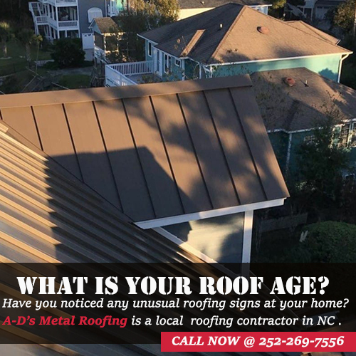 Roof Replacement NC