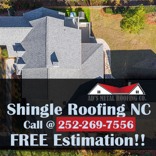 Shingle Roofing NC
